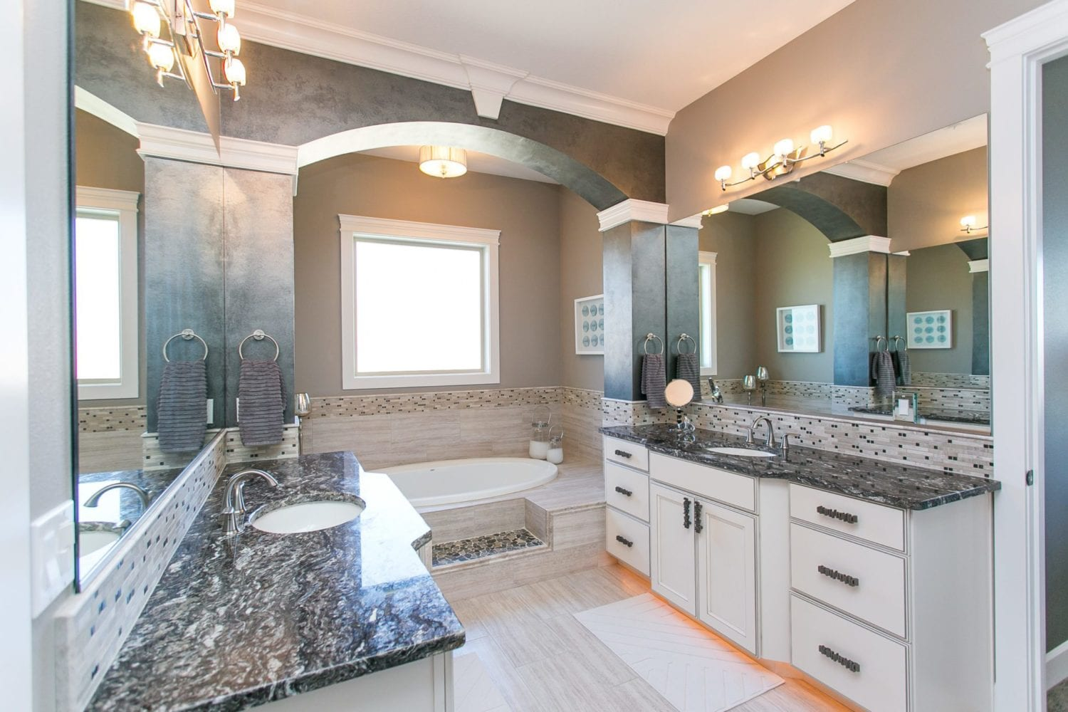 tips and tricks: bathroom design - prodigy homes inc.