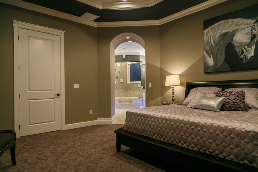 Transitional style home from Prodigy Homes, Inc. Tri-Cities new construction builder.