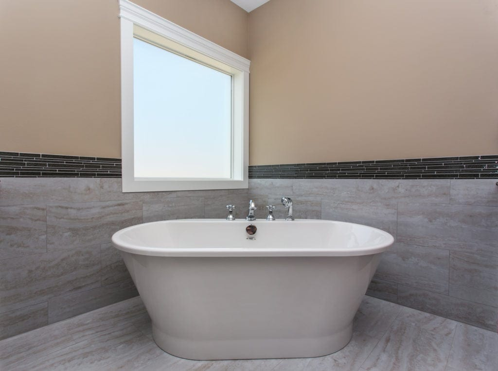 Classic master bath inspiration. Prodigy Homes, Inc. is building new construction homes in Kennewick, Richland, West Richland, and Pasco, Washington.
